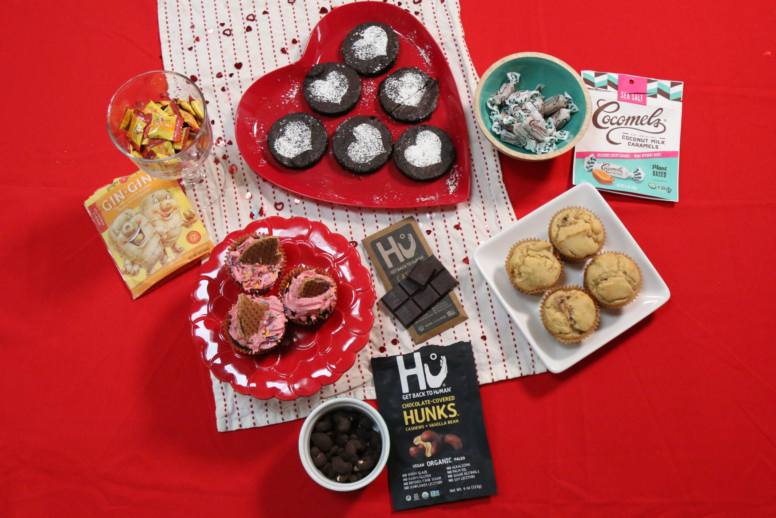Valentine's Day Snacks and Treats